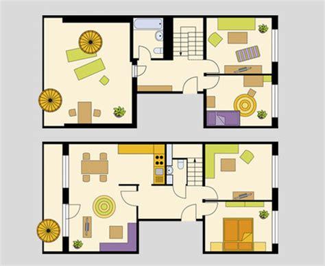 wohnung 2 etagen g 252 nstige 6 5 raum wohnung in halle saale mieten gwg