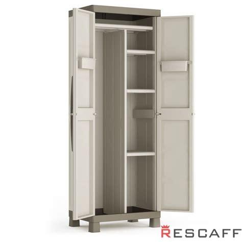 armadietti per esterno in resina armadio in resina portascope per esterni kis al miglior prezzo