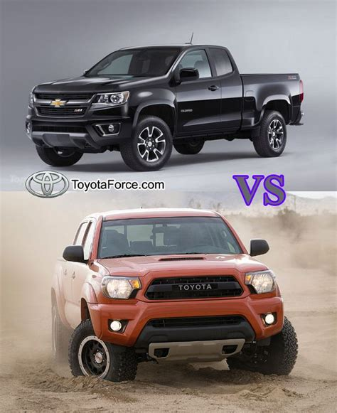 by the numbers 2015 chevy colorado vs tacoma frontier 25 best ideas about 2015 toyota tacoma on pinterest