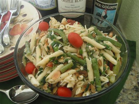 best pasta salad recipe the best pasta salad recipe ever made with girard s italian dressing delishably