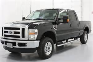 2010 ford f250 crew cab 4x4 xlt diesel clean