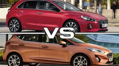 Hyundai Fort by Ford Focus Or Hyundai I30 Auto Cars