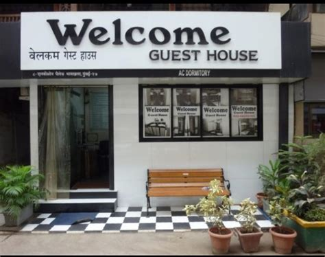 welcome house welcome guest house mumbai india booking com