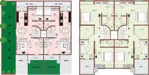 row houses floor plans india brownstone row house floor plans