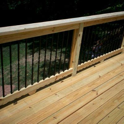 best 25 deck balusters ideas on railings for