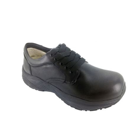 shoes for metatarsalgia comfort genext comfort lace up orthopedic black shoes for men