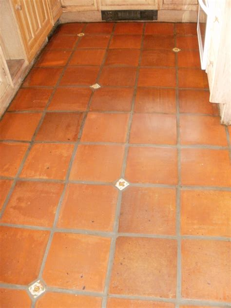 terracotta bathroom floor tiles restoration stone cleaning and polishing tips for