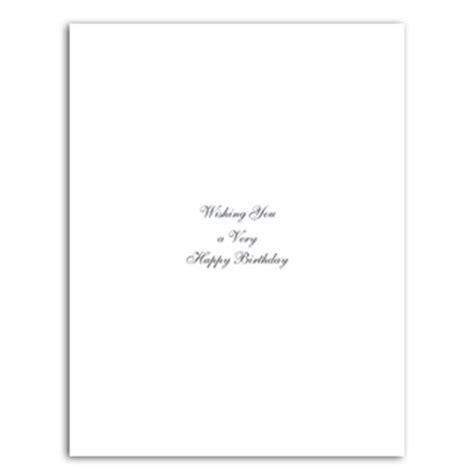 Birthday Card Inserts Templates by Happy Birthday Inserts A6 Craftrange Buy Craft