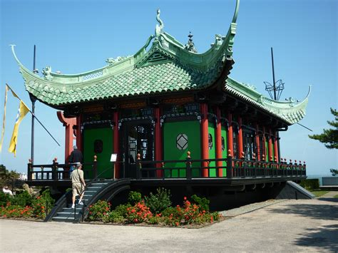 oriental house free stock photo 6786 chinese tea house at marble house freeimageslive