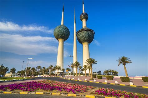 Images Of Kuwait Towers