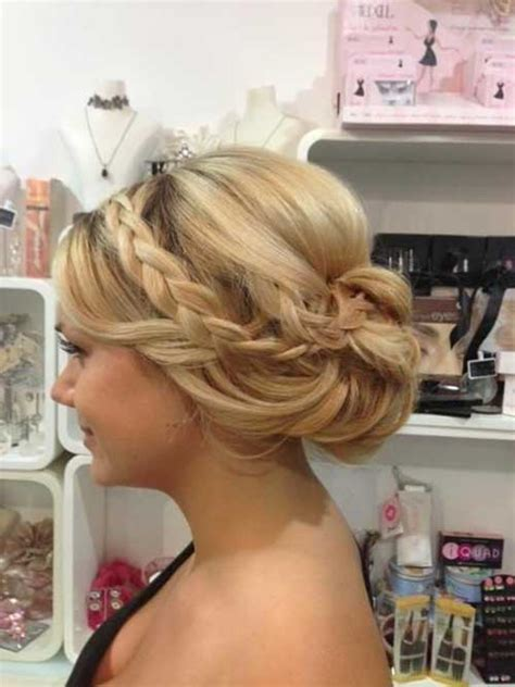 Wedding Hair Updo Or by 22 Hair Wedding Updos Hairstyles 2016 2017