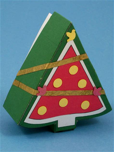 make christmas tree shaped box boxes and bags aunt