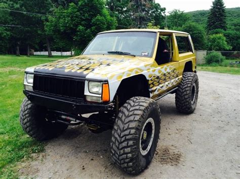 baja jeep cherokee the 320 best images about my xj beefed up on pinterest