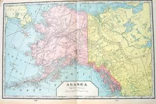 Detailed Map Of Alaska by Detailed Map Alaska Related Keywords Amp Suggestions