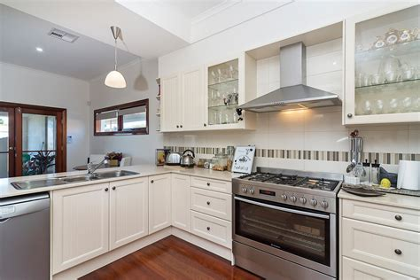 largs bay contemporary kitchen adelaide