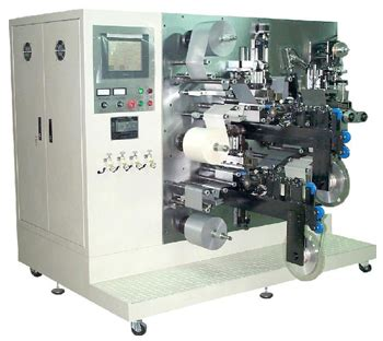 capacitor winding machine capacitor winding machine b2b machinery