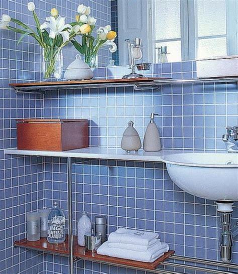 Badezimmer Fliesen Regal by 23 Kreative Tipps Zur Aufbewahrung Und Ordnung Im Badezimmer
