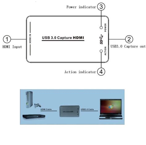 Usb Capture Hdmi usb 3 0 capture hdmi box toko sigma