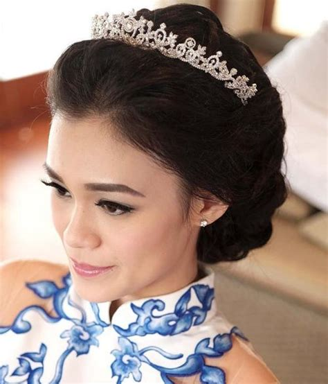 Wedding Hairstyles With Side Tiara by 40 Gorgeous Wedding Hairstyles For Hair