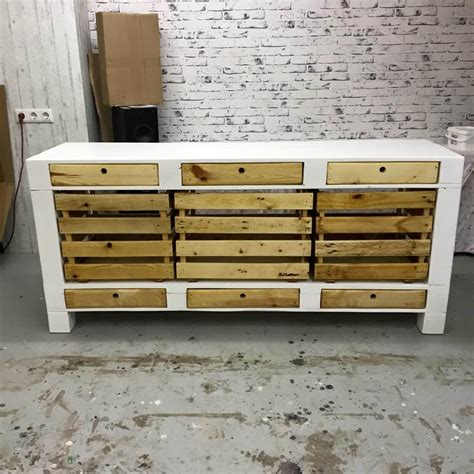tv stand cabinet with drawers pallet tv stand cabinets and drawers 101 pallets