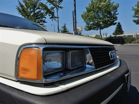accident recorder 1985 audi 5000s parking system seattle s parked cars 1985 audi 5000s