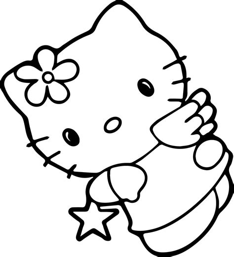 100 Coloring Pages Of Hello Kitty | coloring pages homokvar rajz drawing sandcastle coloring
