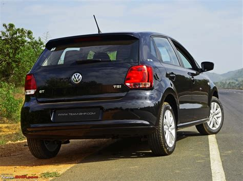 Build A 2 Car Garage Volkswagen Polo 1 2l Gt Tsi Official Review Team Bhp
