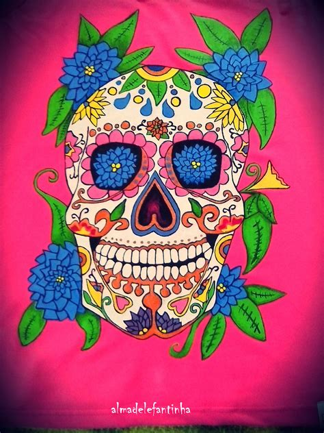 imagenes de calaveras ya coloreadas mascaras mexicanas de calaveras images