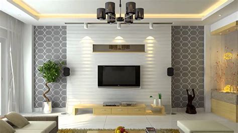 tv unit design for living room living room interior design specially tv unit part 2
