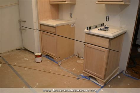 Add Drawers To Kitchen Cabinets by Cabinet Drawer And Gold Leafing Design Decision