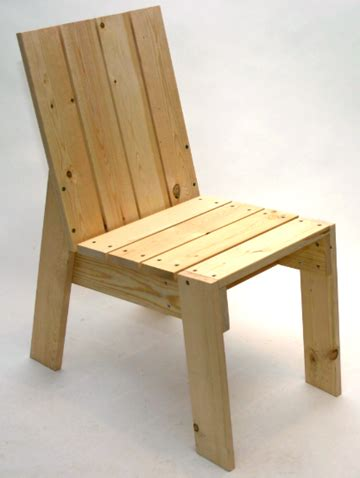 Chair Sessel 2267 2x4 chair gonna make me some outside the house