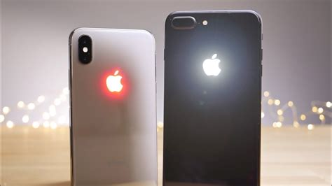 glowing apple logo  iphone    sexiest mod