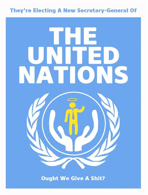 United Nations Nation 28 by Bad Blood By Andy Warner