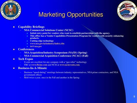 Advertising Opportunities by Ppt Office Of Small Business Programs Powerpoint