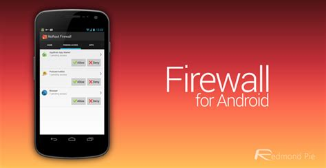 firewall for android how to enable firewall on android to make your device fully secure redmond pie
