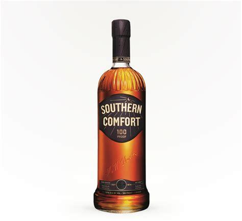 Southern Comfort 100 100 Proof Liquor Saucey