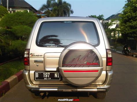 modifikasi mobil touring toyota modifikasi touring toyota touring wagon 100