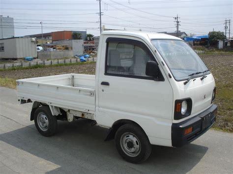 mitsubishi minicab truck mitsubishi minicab truck 4wd 1992 used for sale