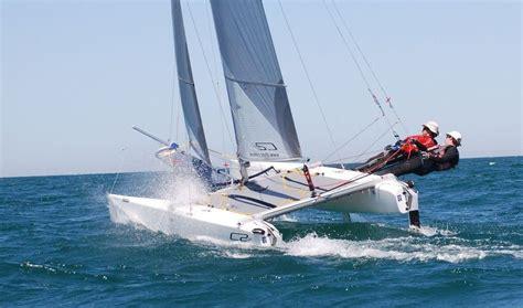 racing catamaran hull catamaran racing catamarans pinterest