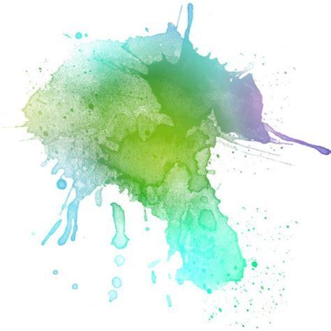 water color splash paint splatter purple green search coolness