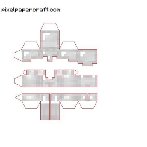 Papercraft Armor - papercraft mini iron armor