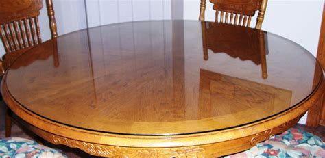 Custom Table Pads For Dining Room Tables glass table tops glass furniture amp glass shelves in aiken sc