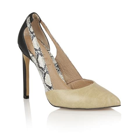 ravel shoes buy ravel omaha heeled pumps in snake black
