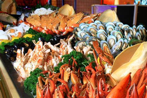 Singapore Service Excellence 5 Awesome International Sea Food Buffet
