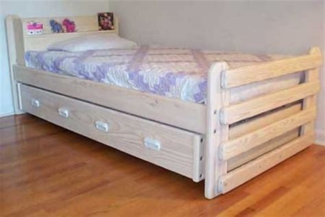 how to build a trundle bed pdf trundle bed woodworking plans plans free