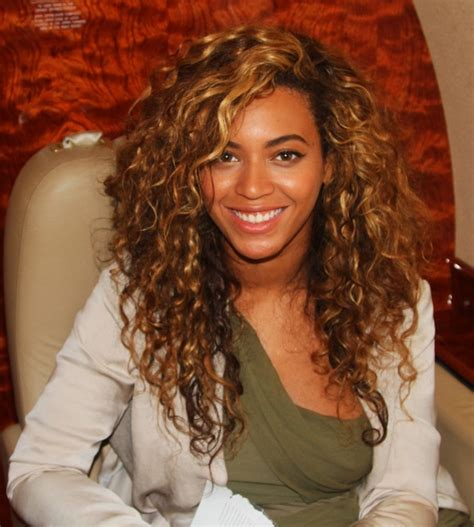 beyonce curly hair the fashion tag blog