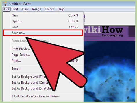 color invert 2 simple ways to invert colours in ms paint wikihow