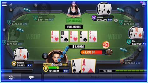 world series  poker wsop  texas holdem mod apk  latest version
