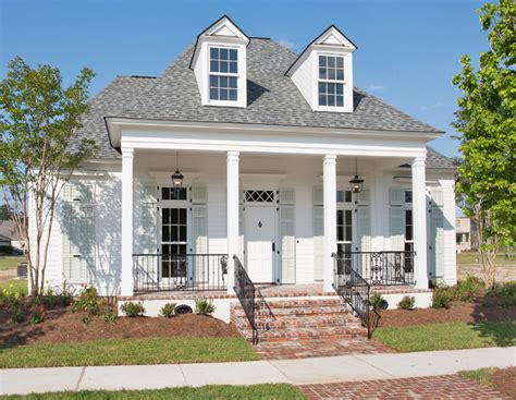 new orleans style house plans new orleans charm with a private courtyard traditional