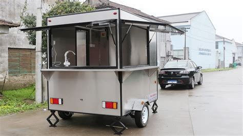 car dogs trailer best quality food car food trailer mobile food trucksor sale cats model fv